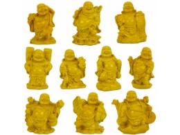Buddha - puiduvärvi Buddha - SOODUSPAKKUMINE